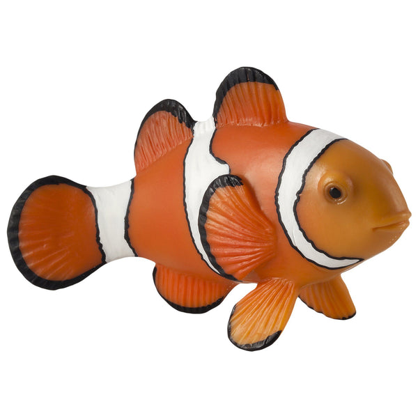Mojo Fun Clown Fish Figure