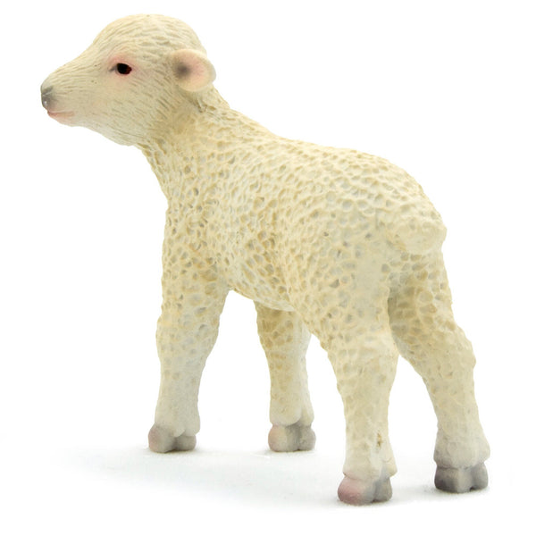 Mojo Fun Standing Lamb Figure