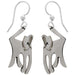 Dancing Dog Earrings