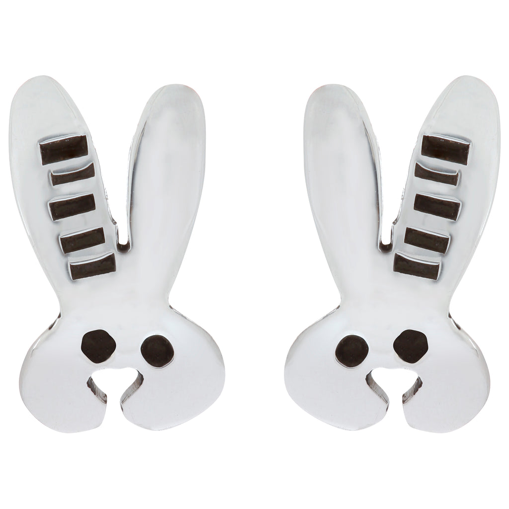 Bunny Sterling Earrings