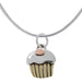 Mini Cupcake Necklace