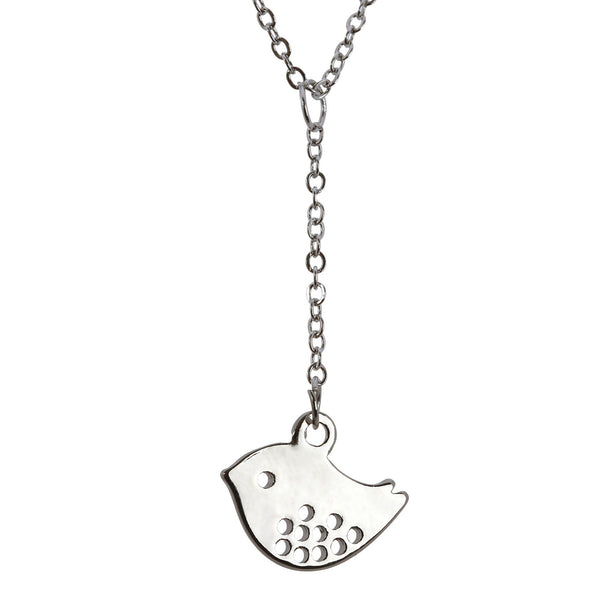 Petite Bird Necklace