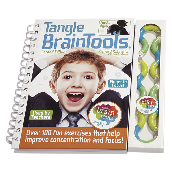Tangle Brain Tools® With Tangle® Jr. (Hardcover)