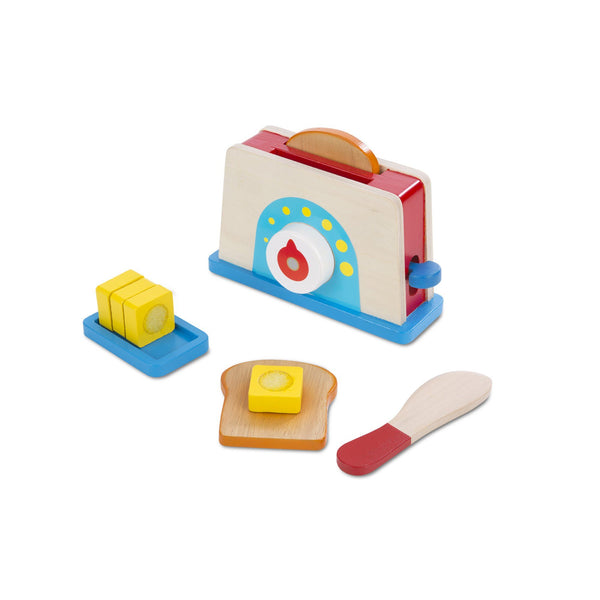 Bread & Butter Toaster Play Set