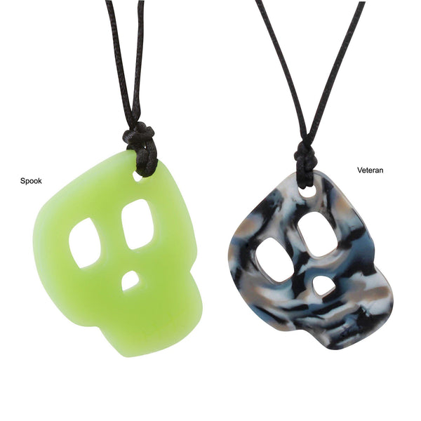 Chewigem® Skull Pendant Necklace