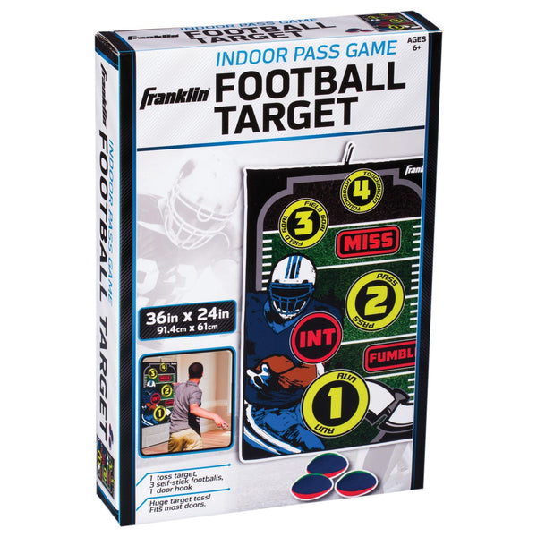 Indoor Passing Football Target Game