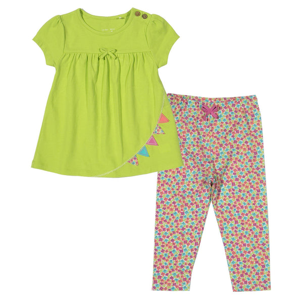 Kite Kids Bunting Tunic & Legging Set
