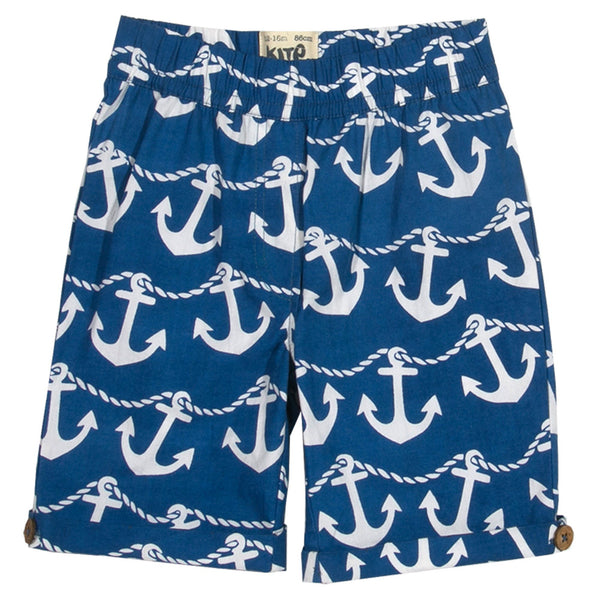 Kite Kids Anchor Shorts