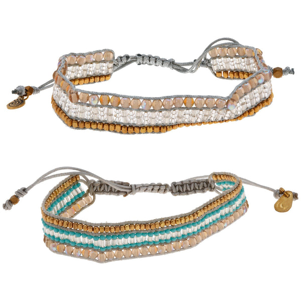 Sasa Trio Cinch Bracelet