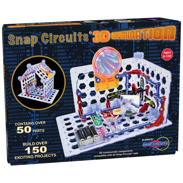 Snap Circuits® 3D Illumination