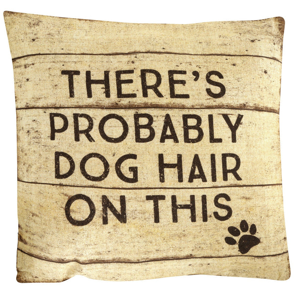 Primitives By Kathy® Dog Hair Pillow