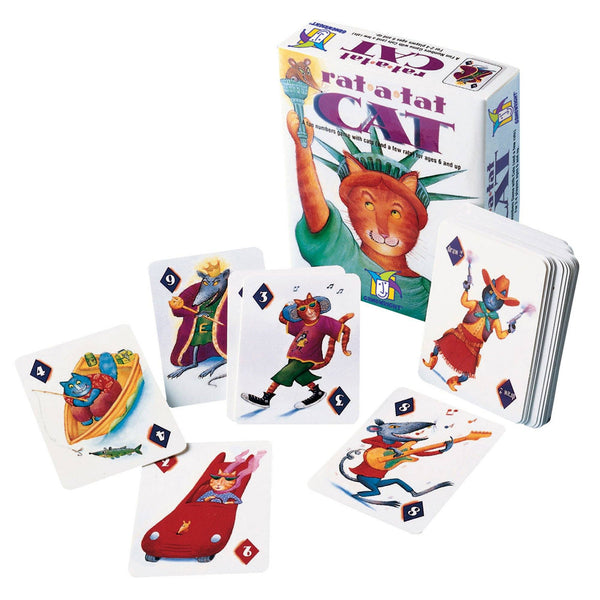 Rat-a-tat Cat Game