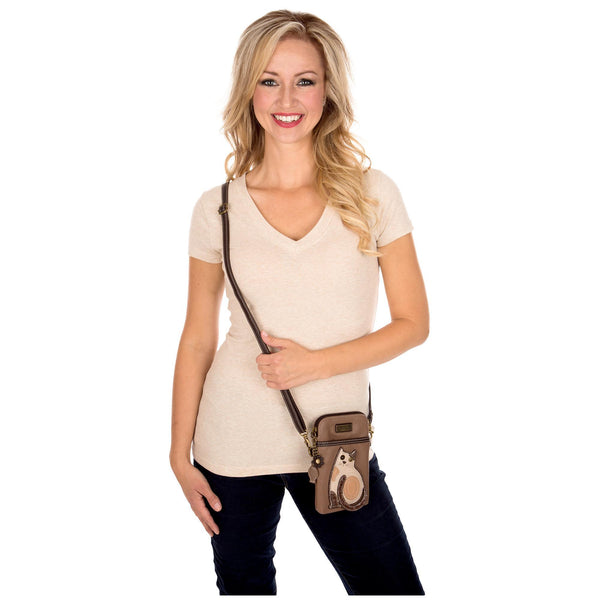Sitting Pretty Petite Crossbody Purse