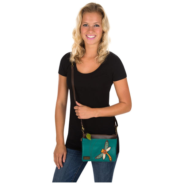 Dragonfly Petite Crossbody Purse