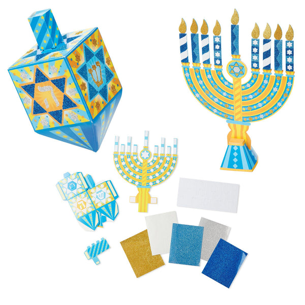 Chanukah Mess-Free Glitter™ Kit