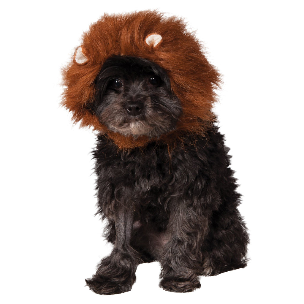 Lion's Mane Pet Costume