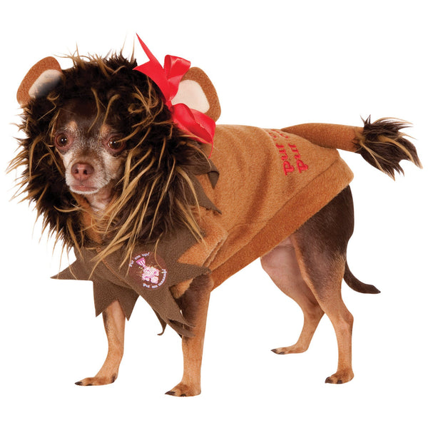 Wizard Of Oz Cowardly Lion™ Pet Costume