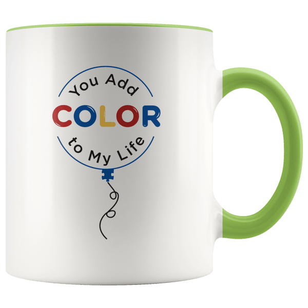 Drinkware - Color To My Life Mug