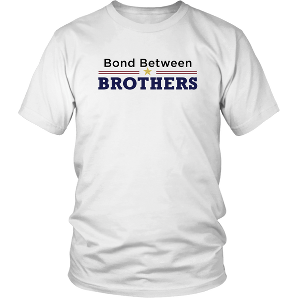 T-shirt - Bond Between Brothers T-Shirt