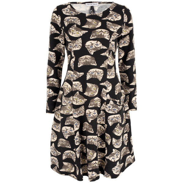 Wild About Cats Dress