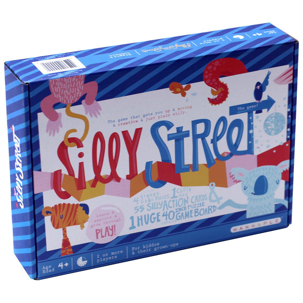 Silly Street The Game