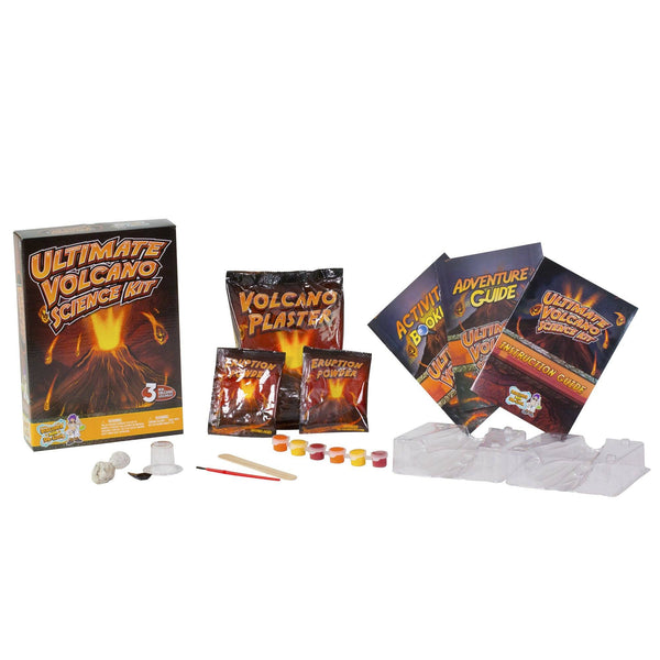 Volcano Science Kit