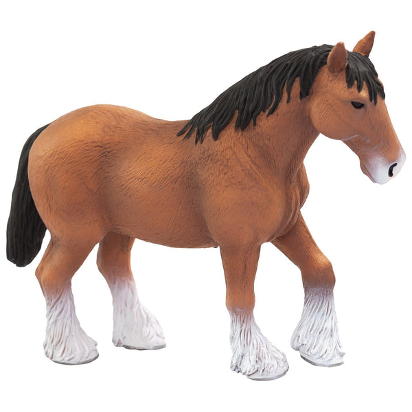 MOJO Clydesdale Horse Figure