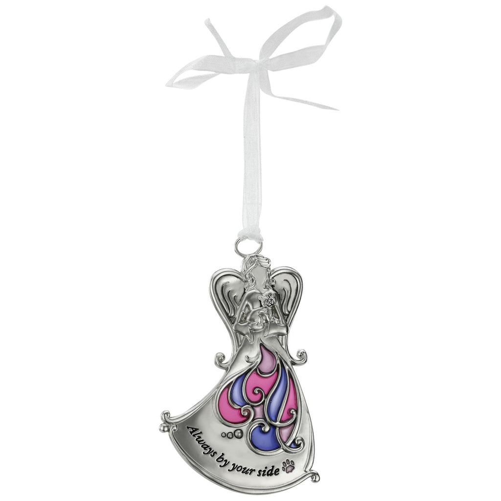 Always By Your Side Pet & Angel Ornament Collection