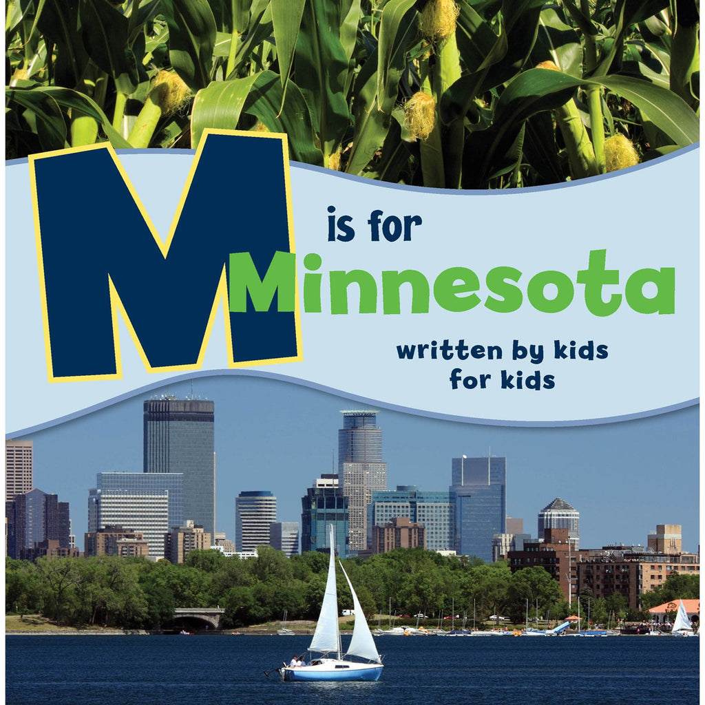 M Is For Minnesota (Hardcover)