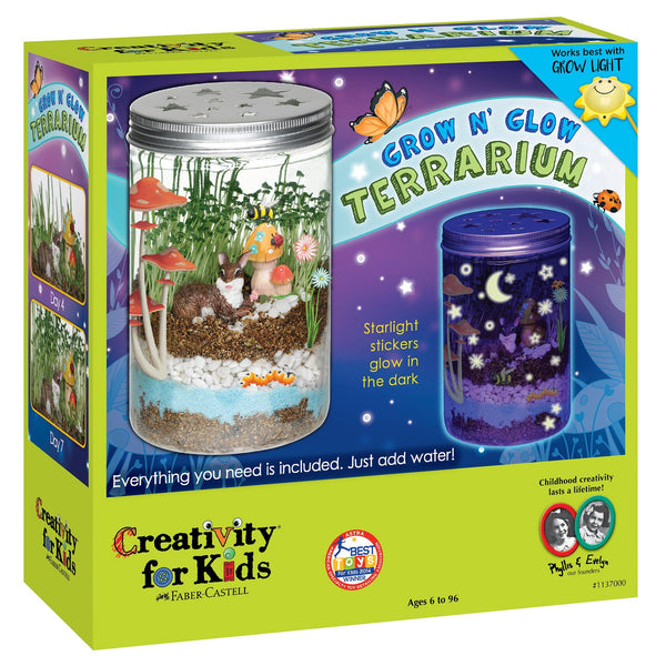Grow N' Glow Terrarium Kit
