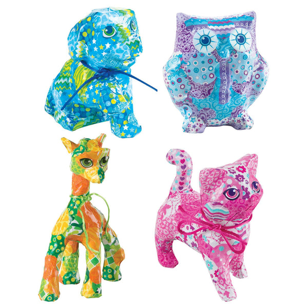 Decoupage Animal Made Easy Kit