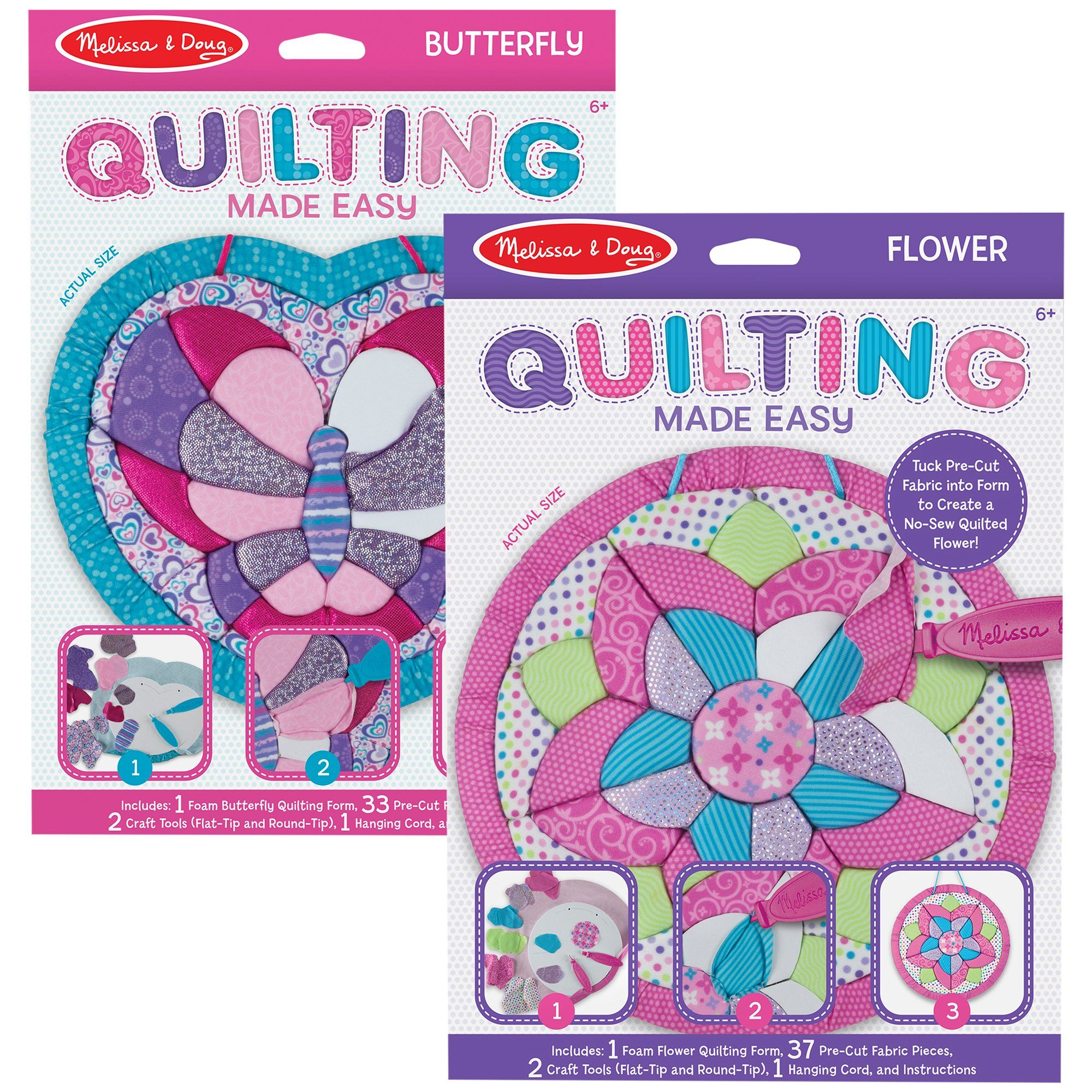 Quilting Made Easy Kit Greatergood
