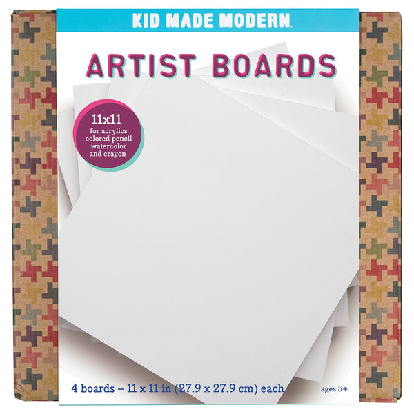 Kid Made Modern™ Artist Boards