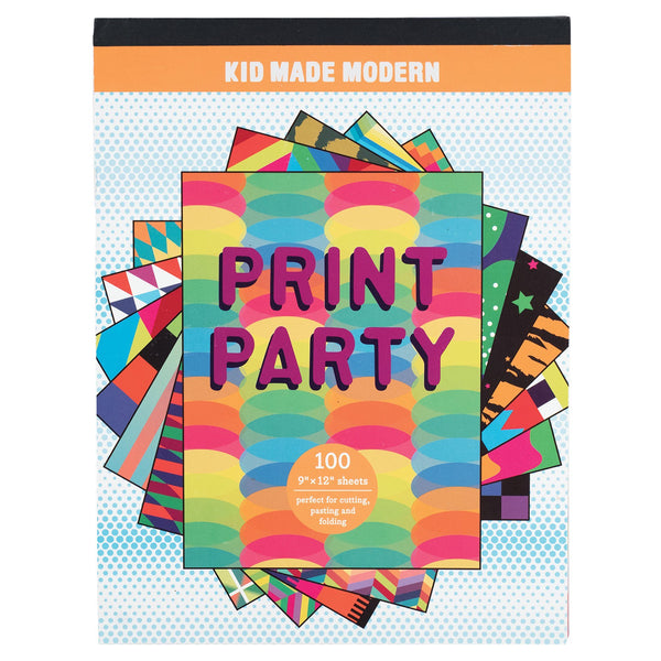 Kid Made Modern™ Print Party Paper