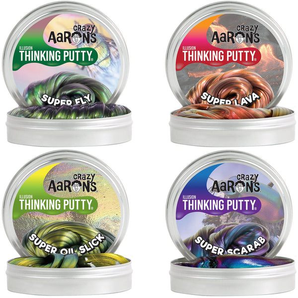 Crazy Aaron's Thinking Putty® - Super Illusions