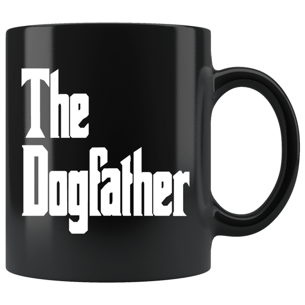 Drinkware - The Dogfather Mug