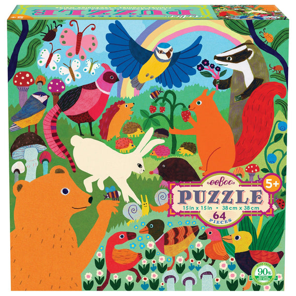 Busy Meadow Puzzle