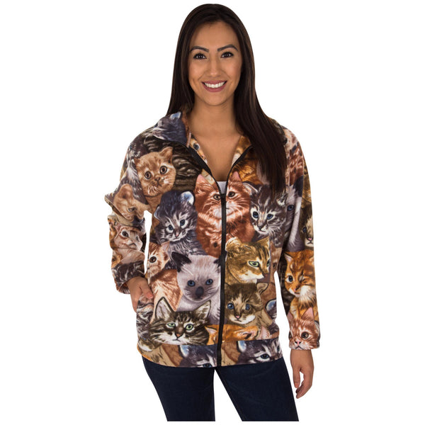 Pets Aplenty Fleece Jacket