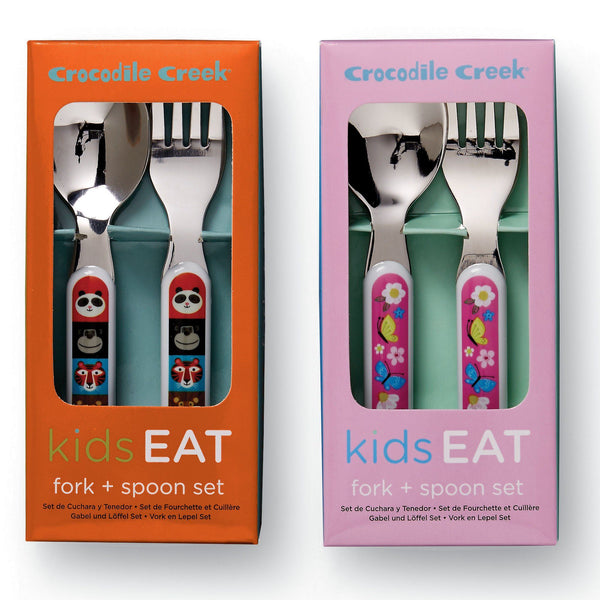 Crocodile Creek® Kids Utensils Set