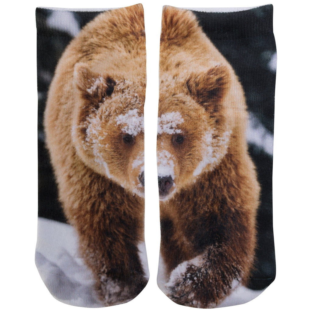 All About Them Bears Socks