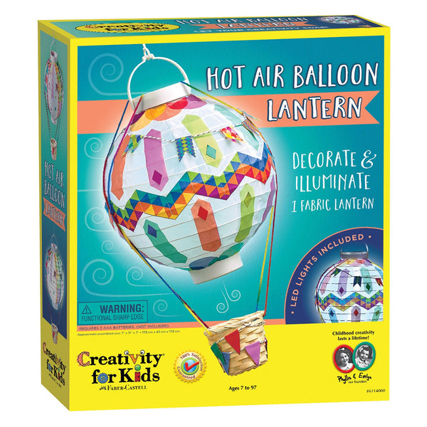 Hot Air Balloon Lantern Kit