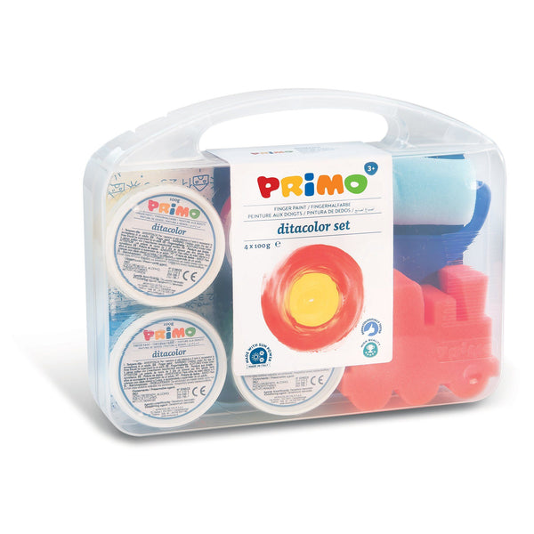 Primo® Finger Paint Kit