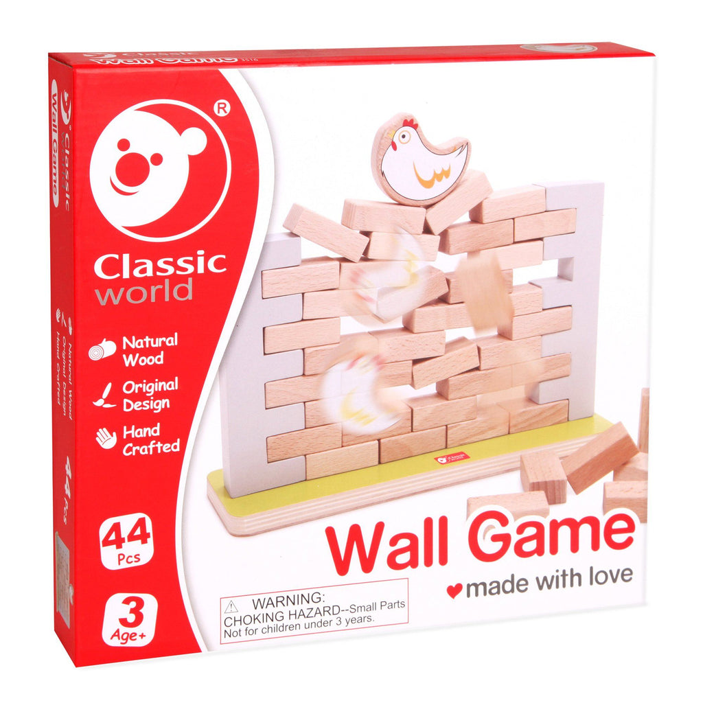 Pick A Brick Game