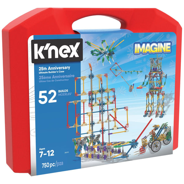 K'NEX® 25th Anniversary Ultimate Builder's Case