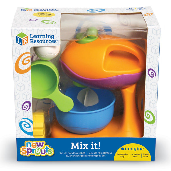 New Sprouts® Mix It! Play Set