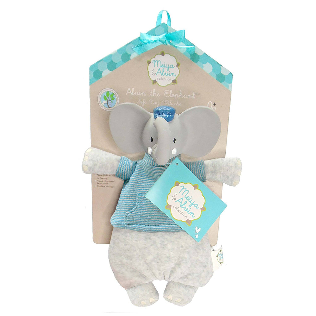 Alvin The Elephant™ Soft Toy
