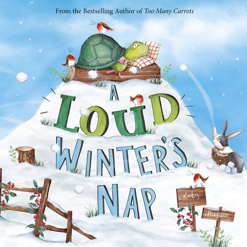 A Loud Winter's Nap (Hardcover)