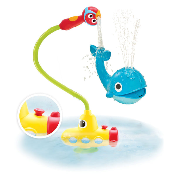 Yookidoo® Submarine Spray Whale
