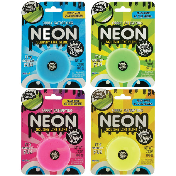 Compound Kings™ Neon Slime Single Pack