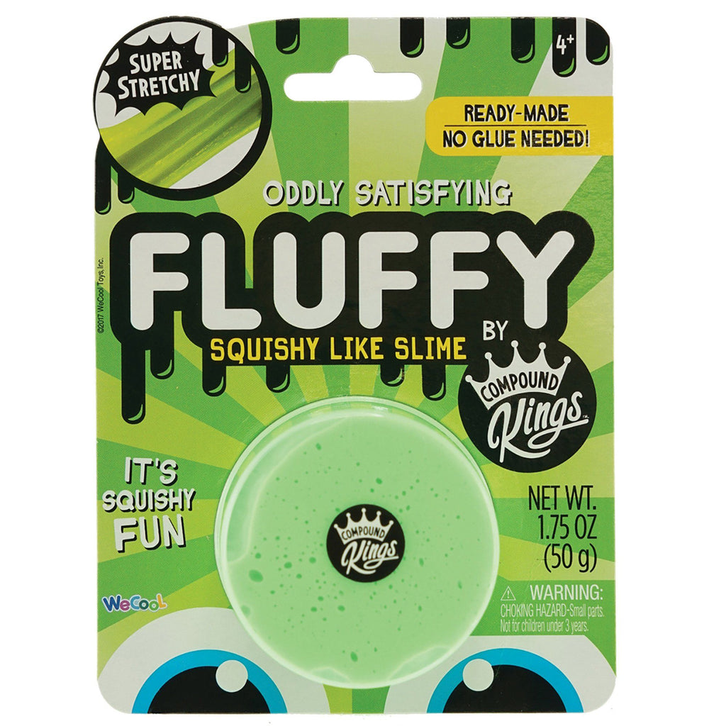 Compound Kings™ Fluffy Slime Single Pack